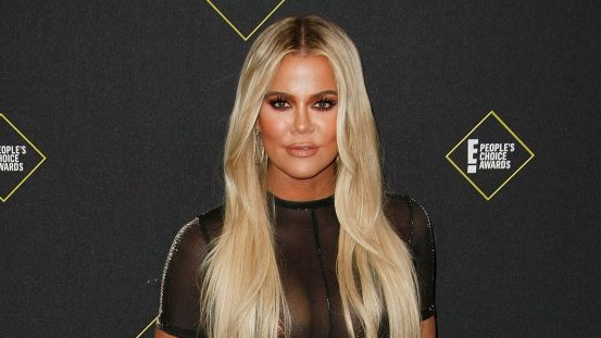 "Khloe Kardashian broke the silence over a leaked unedited photo – saying the pressure to be perfect was ""too much to bear"" 