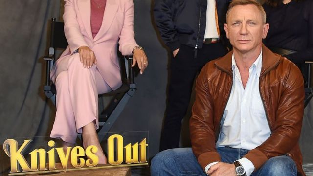 Daniel Craig will move from Bond to Benoit when he steps away from 007. Pic: Jordan Strauss/Invision via AP