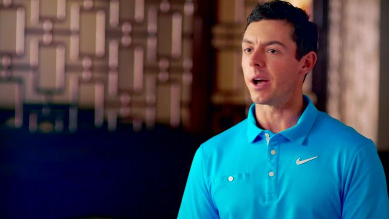 My Voice: Rory speaks openly about becoming a voice of the game in an exclusive GolfPass feature – watch this and much more on GolfPass which is now available on Sky Q