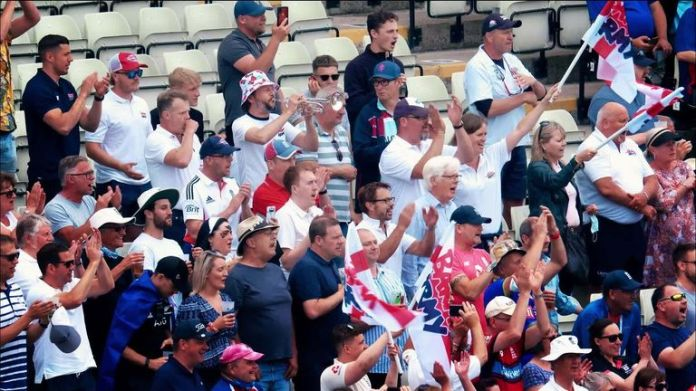 Watch The Late Cut from the opening day at Edgbaston as 18,000 fans returned to the venue