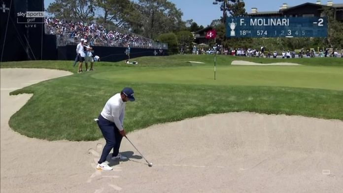 Ewen Murray and Andrew Coltart look back at the best of the action from the morning wave during the opening round of the US Open at Torrey Pines.