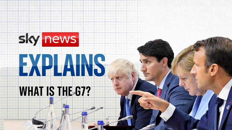 , G7 leaders arrive in Cornwall as PM looks for COVID vaccine deal – and to avoid Brexit row, The Nzuchi Times