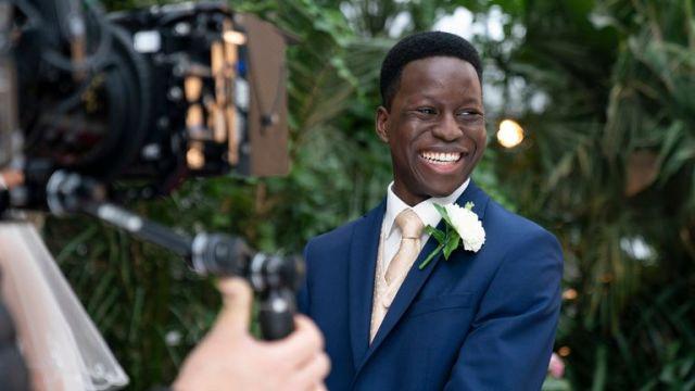 Anthony Walker (Toheeb Jimoh). Pic:  BBC/LA Productions