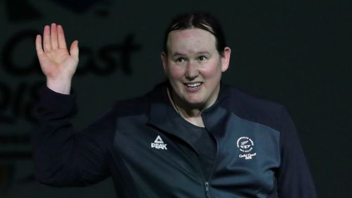 Ms Hubbard will compete in the 87kg  category at this summer's Olympic games in Tokyo