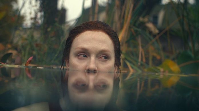 "Julianne Moore in ""Lisey's Story,"" premiering June 4 on Apple TV+."