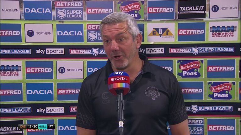 Daryl Powell was so pleased for Qareqare