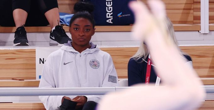 Tokyo Olympics: Simone Biles withdraws from another two gymnastics finals | US News