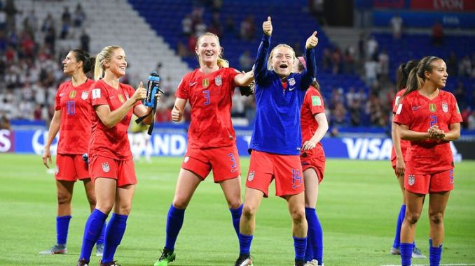 England at the Stade de Lyon in 2019. Pic: AP