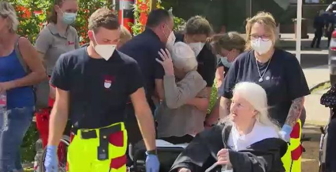 Germany: 'The floods were a huge surprise and shock' – lives turned upside down at care home   World News