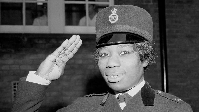 Sislin Fay Allen died in Jamaica