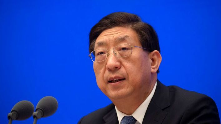 Zeng Yixin says the Wuhan lab leak theory is just a rumour