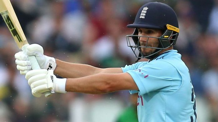 Lewis Gregory hit a maiden ODI half-century in a crucial partnership with Vince