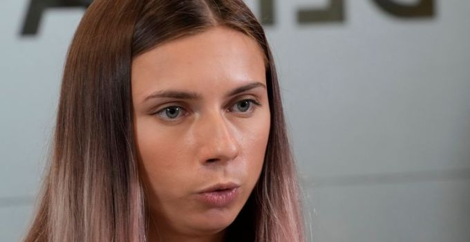 Krystina Tsimanouskaya: Belarus Olympic sprinter says family feared she would be sent to psychiatric ward if she returned home | World News