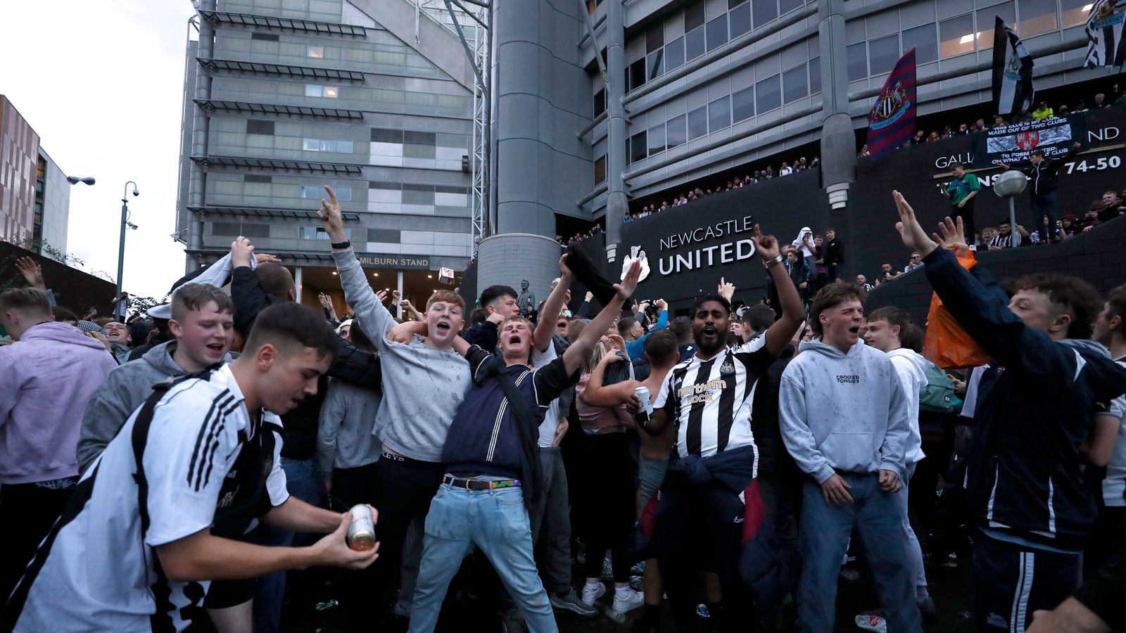 Newcastle united could have new owners in the coming. Watch Newcastle United: Advocates hail takeover and state ...