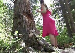 Blowjob And Sex In The Park