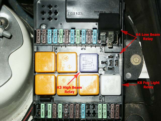 R33 Fuse Box Diy Independent Fogs S14 Net
