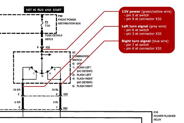 wiring diagram 3 pin relay