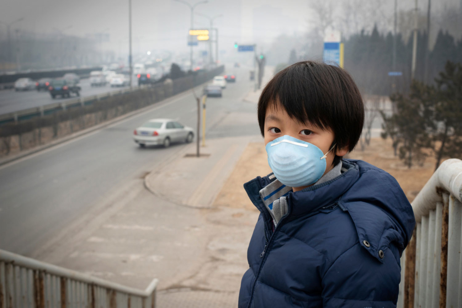 Vehicle Pollution Causes 4 Million New Child Asthma Cases