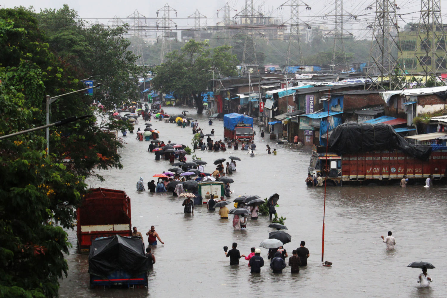 Recent Environmental Disasters In India