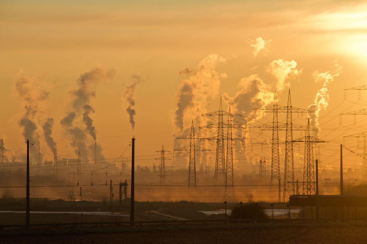 How Air Pollution Has Put A Brake On Global Warming