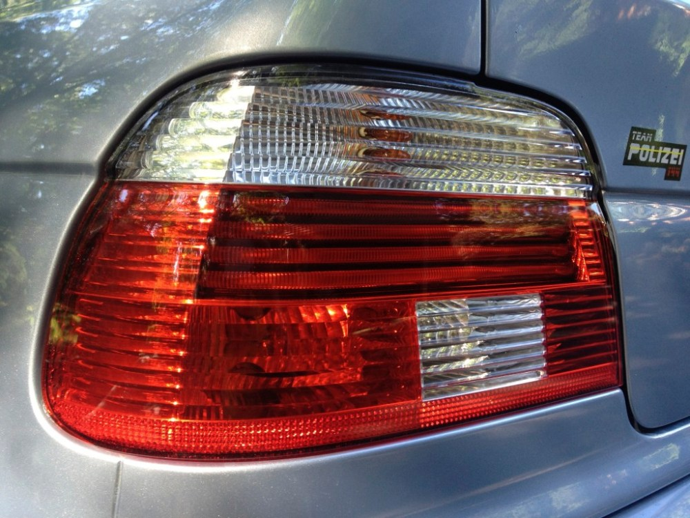 medium resolution of 2000 m5 with post facelift taillights