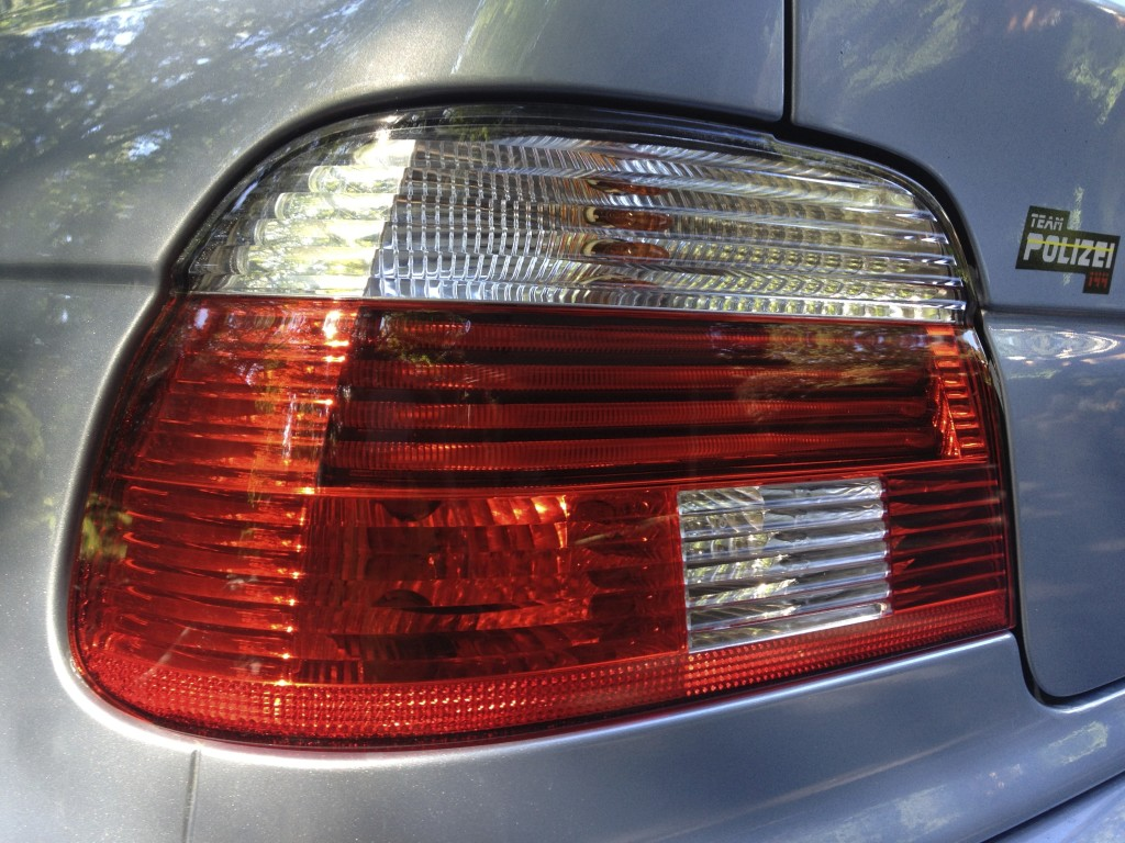 hight resolution of 2000 m5 with post facelift taillights
