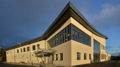 Ben Ainslie Sports Centre