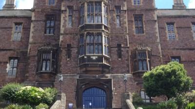 Queen Elizabeth Hospital School Science Building