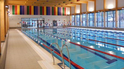 Windlesham House School Pool and Sports Centre