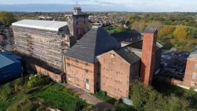 Shrewsbury Flax Mill
