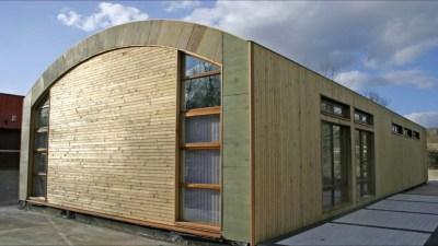 Torfaen Eco Building