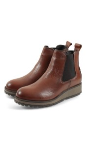 Lumberjack Luna Beatles Leather LUSW21903003B010 Καφέ