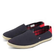 Tommy Hilfiger Easy Summer Slip On 093-0095249 Σκούρο Μπλε