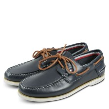 Tommy Hilfiger Classic Leather FM02102 093-0095304 Σκούρο Μπλε