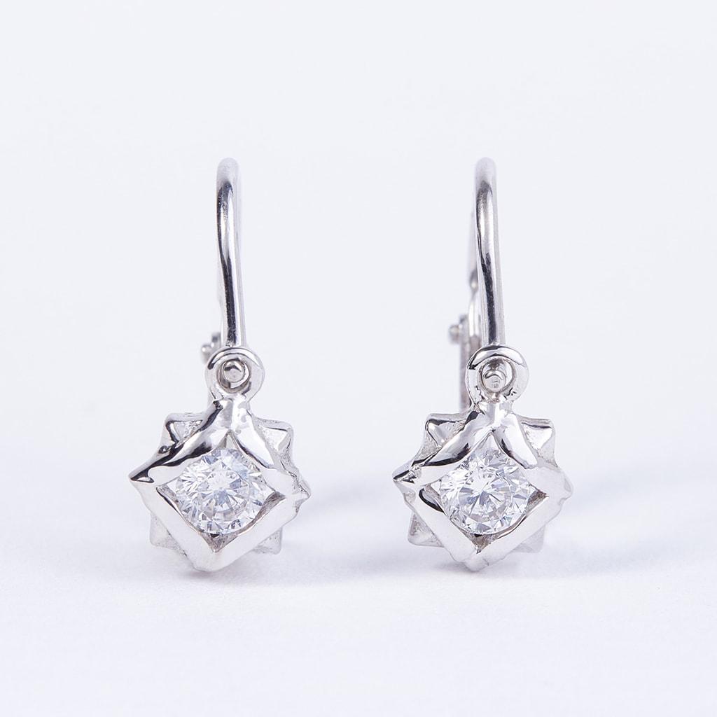 KLENOTA  Kinder Ohrringe aus Weigold  Ohrringe Weigold  Schmuck  mit Liebe gemacht