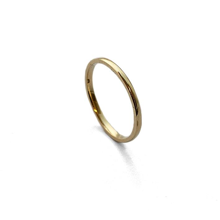 Gelbgold Ring  KLENOTA