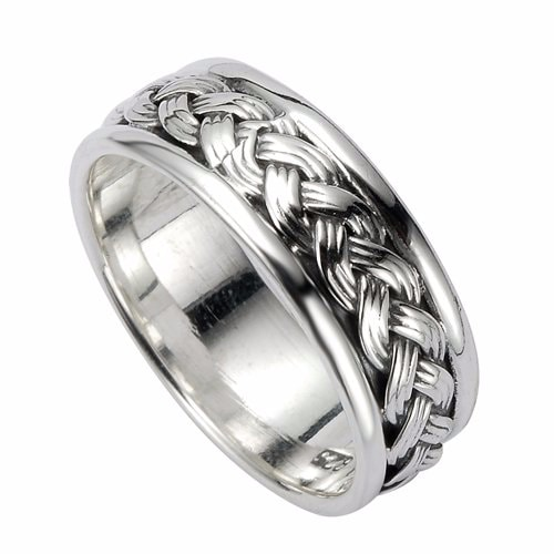 KLENOTA  Herren Silberring  Ringe Herren
