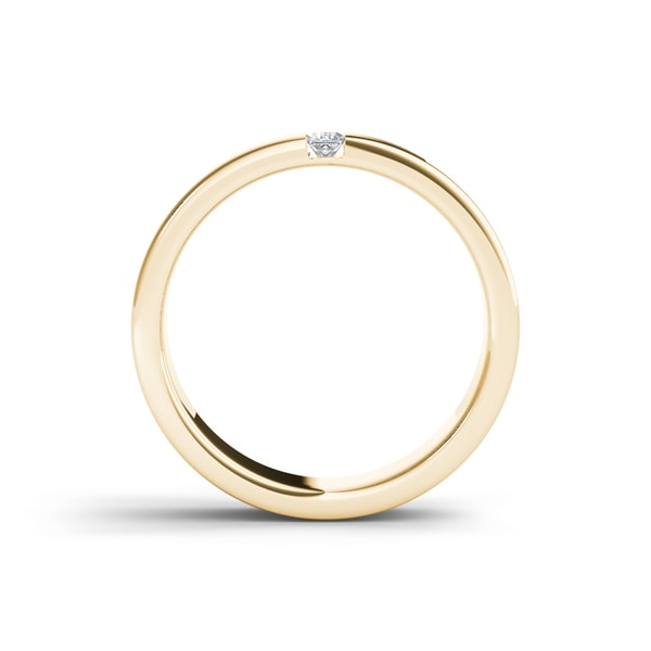 KLENOTA  Herren Ring Gold und Diamanten  Trauringe fr