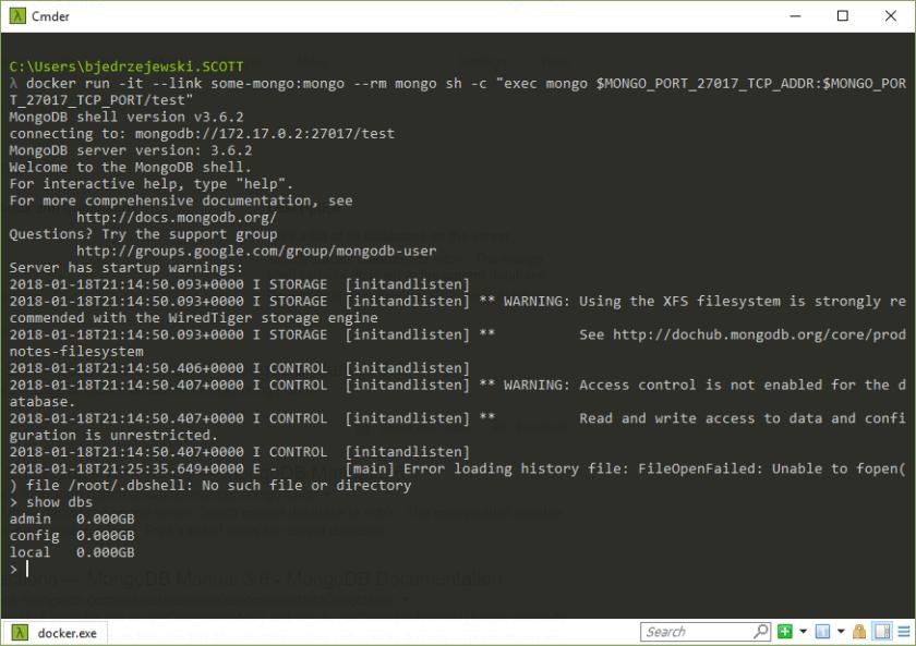 Microservices Toolbox – Docker | E4developer