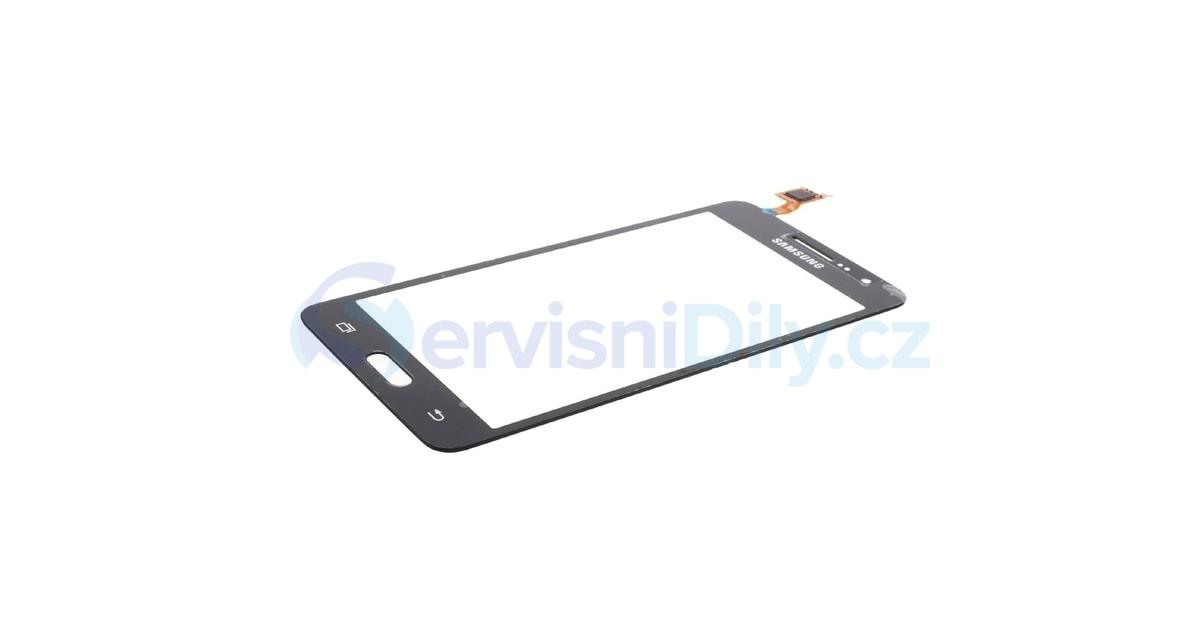 Samsung Galaxy Grand Prime dotykové sklo černé G531F