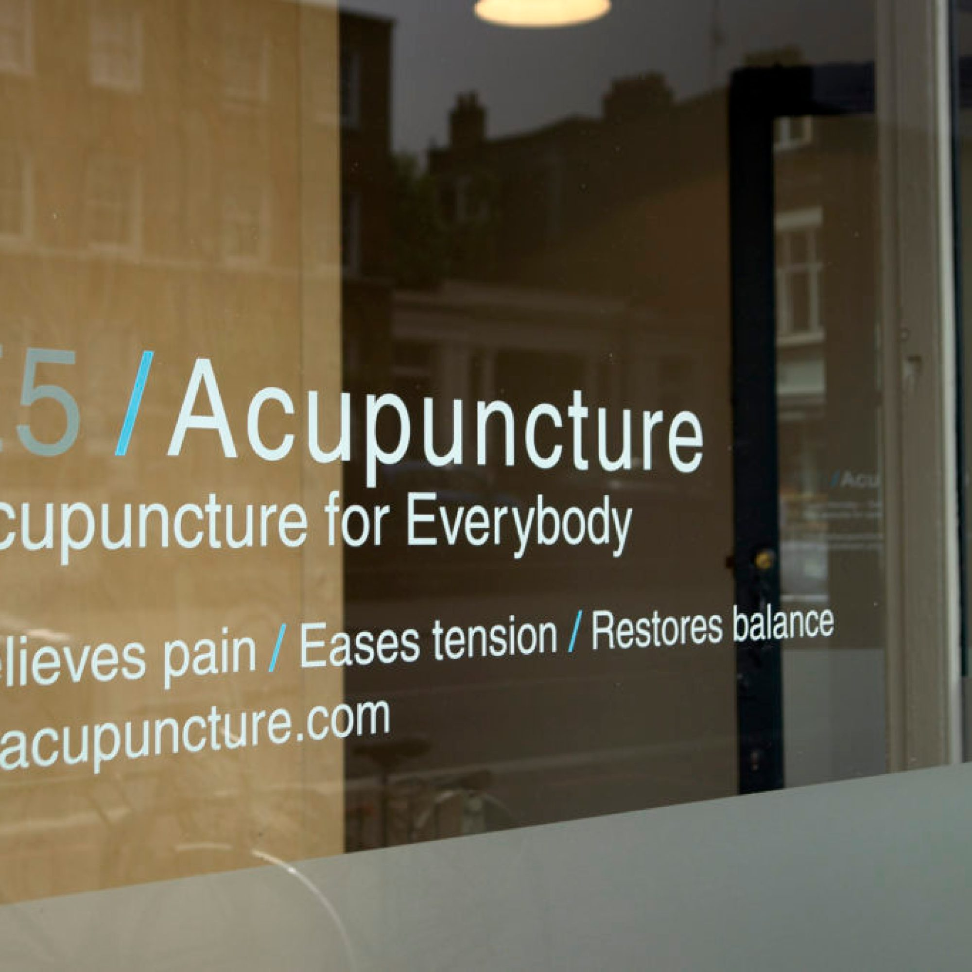 E5 Acupuncture exterior