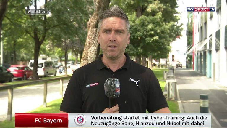 Fc Bayern News Testspiel Gegen Olympique Marseille Am 31