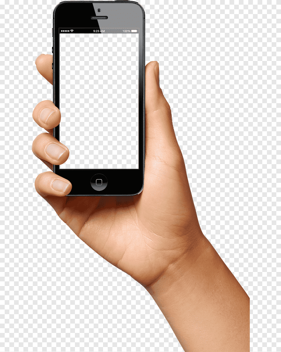 Logo Handphone Png : handphone, Phone, Hand,, PNGEgg