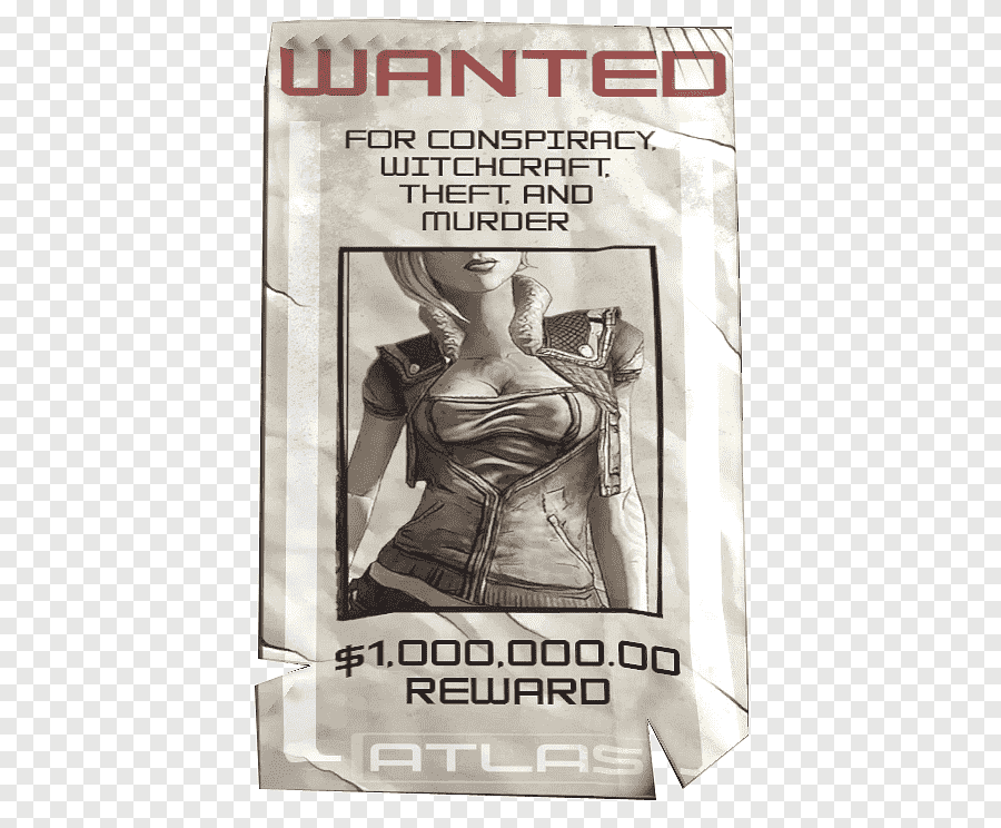 poster wanted poster png