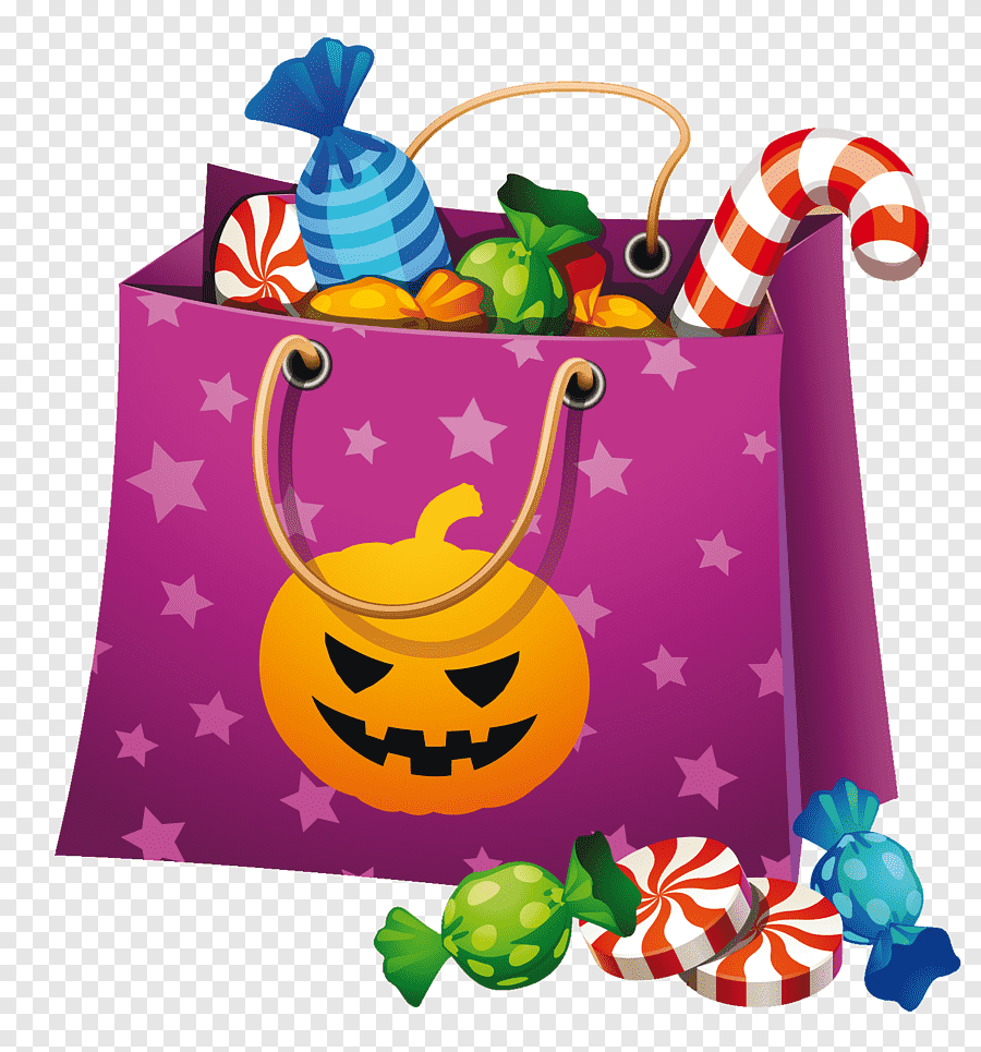 Start right below the white part on the candy corn and attach both sides of the … Purple Paper Bag With Candy Halloween Candy Corn Halloween Candy Bag Happy Halloween Food Png Pngegg