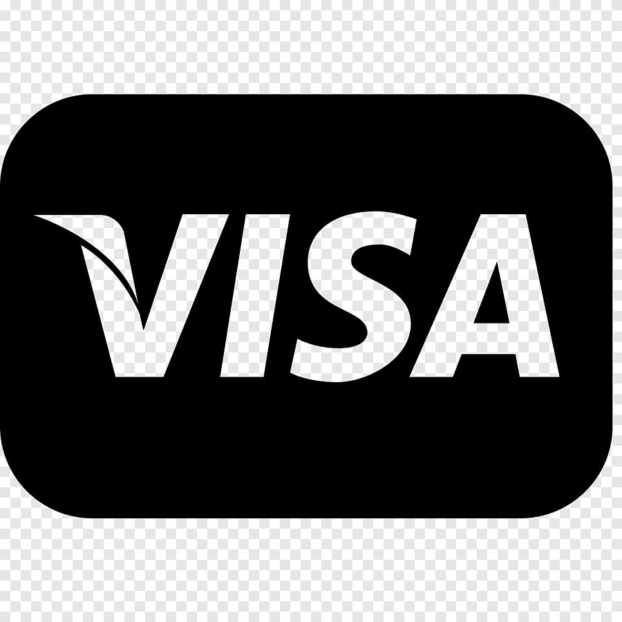 visa electron visa texte logo png