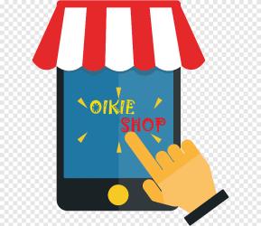 Online shopping E commerce shopping cart text logo png PNGEgg