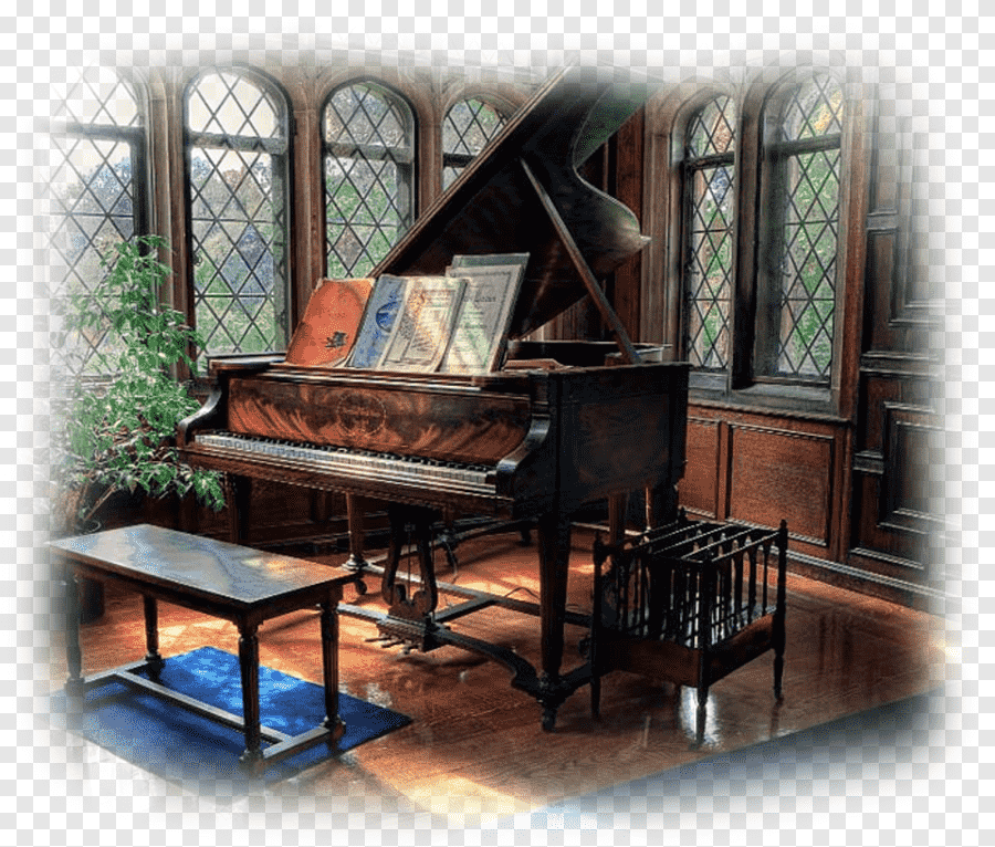 Grand Piano Living Room Music Piano Furniture Piano Png Pngegg