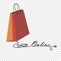 Online shopping Shopping cart E commerce shopping bag text service png PNGEgg