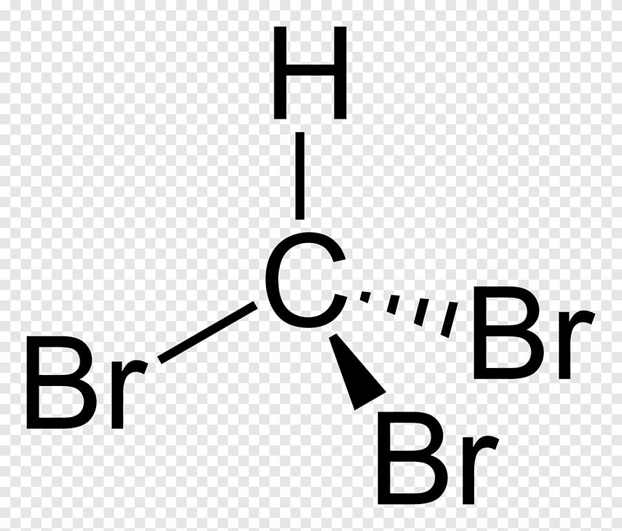 Chloroform Molecular geometry Bromoform Chemical substance